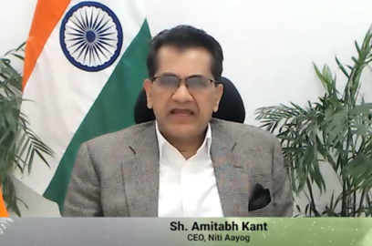 govt ready for policy changes to support industry through energy transition amitabh kant