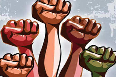 gurugram ansal fernhill buyers protest over 11 year delay in flat handover