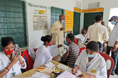 india reports less than 1 lakh covid cases vaccination coverage exceeds to 30 crores