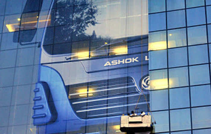 mba project on ashok leyland