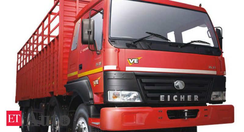Eicher Eicher Records The Worst Performance In Volvo S Global