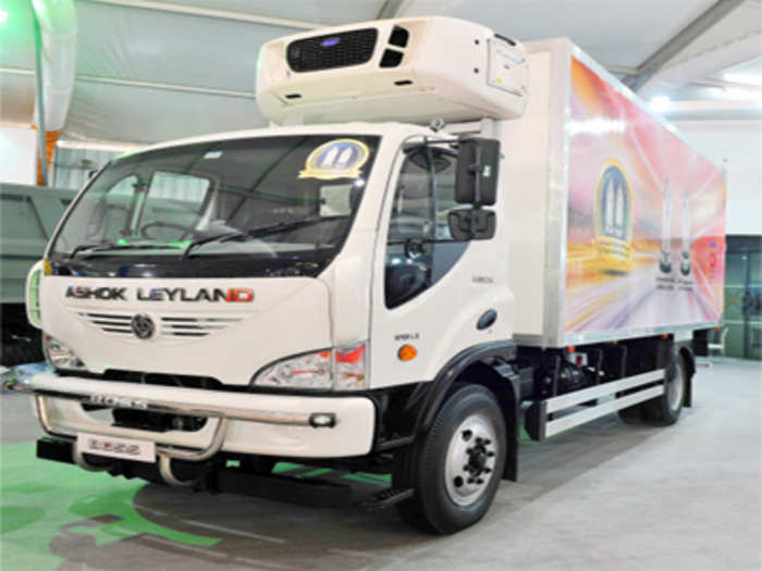 """ashok leyland ltd Ashok leyland is an indian automobile manufacturing company based in chennai, india founded in 1948, """"it is the 2nd largest commercial vehicle manufacturer in india."""