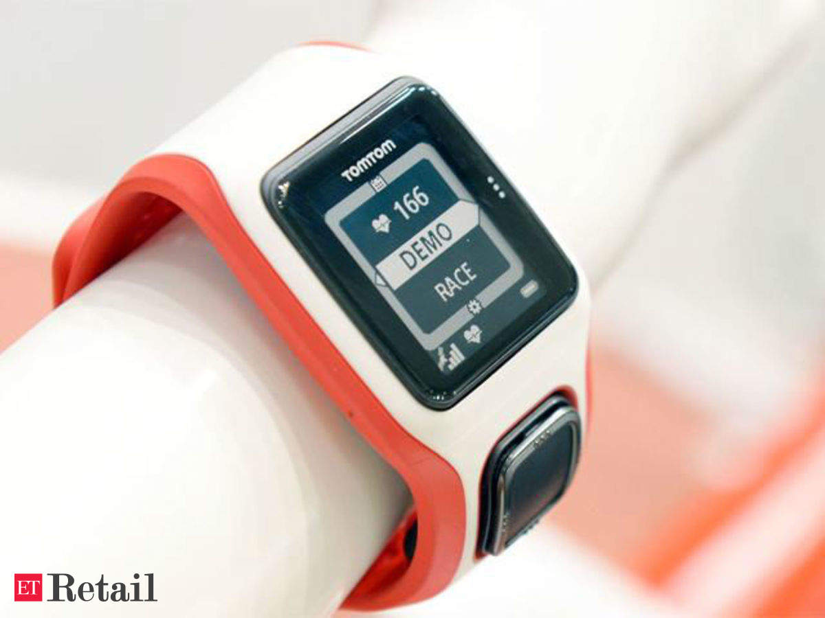 Tomtom To Sell Gps Sport Watches In India Through Flipkart Retail