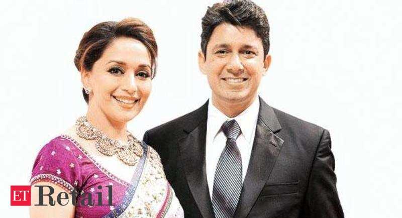 Eureka Forbes ropes in Madhuri Dixit and her husband, Sriram Nene