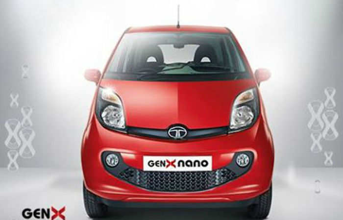 Tata Motors Unveiled New Genx Nano On Facebook Auto News