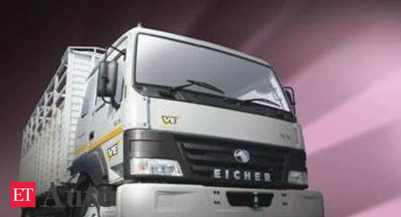 617861bc71 Eicher commercial vehicle sales up 7.6% in May