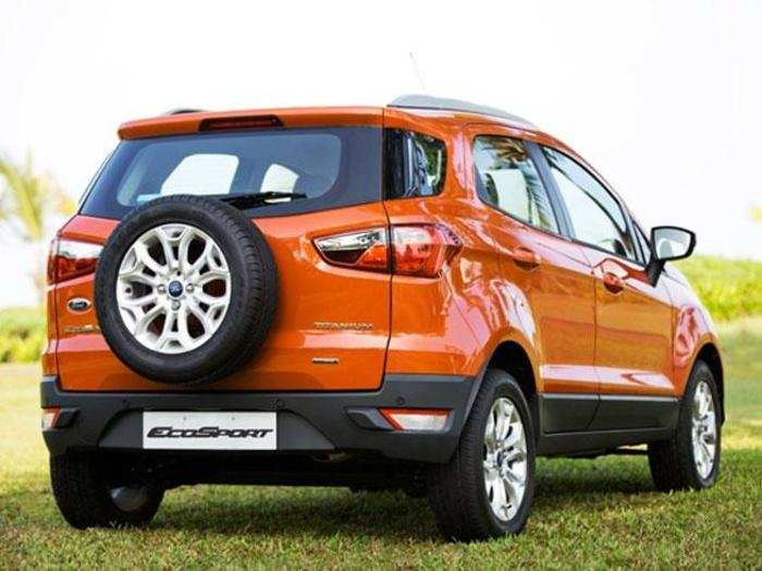 Made in India Ford EcoSport set to woo US Auto News ET Auto