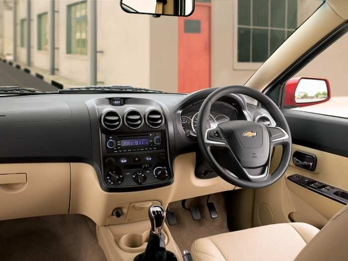 new car launched by chevrolet in indiaGM India launches New Chevrolet Enjoy MPV priced at Rs 624 lakh