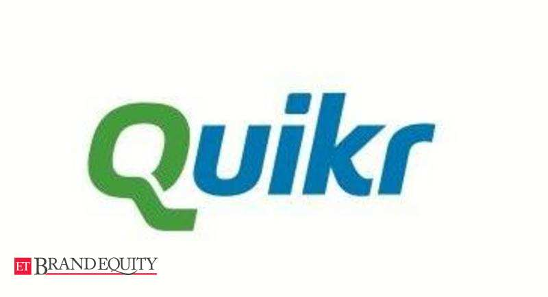Quikr Gets A New Logo And Brand Positioning Marketing Advertising News Et Brandequity