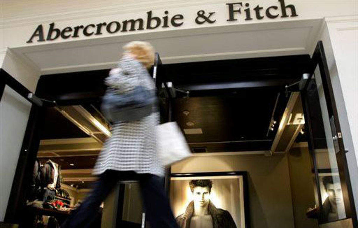 Walter Cunningham envase privado  Abercrombie is trying to compete with Nike, Under Armour, and Lululemon,  Retail News, ET Retail
