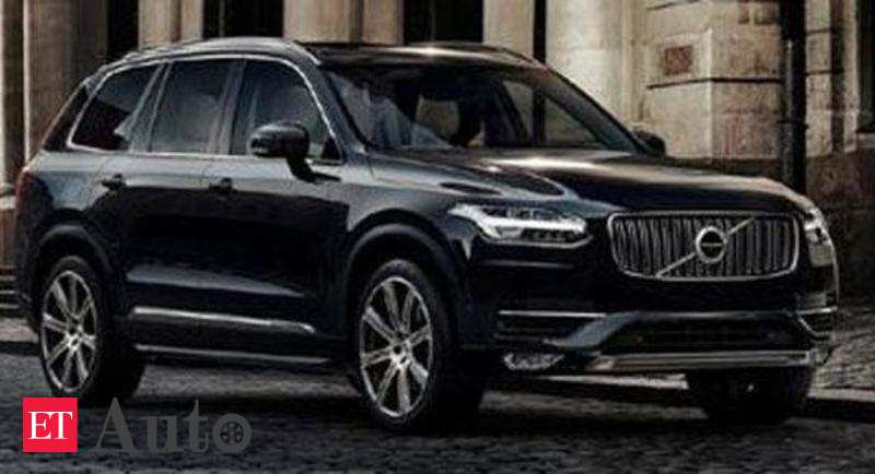 Volvo Eyeing 10 Share In Luxury Car Market In India Auto News Et Auto