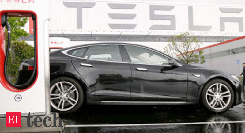 CII's CEO Mission to visit Tesla unit in California
