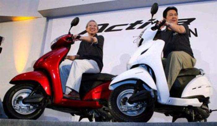Honda Motorcycle and Scooter Indias Gujarat plant to get