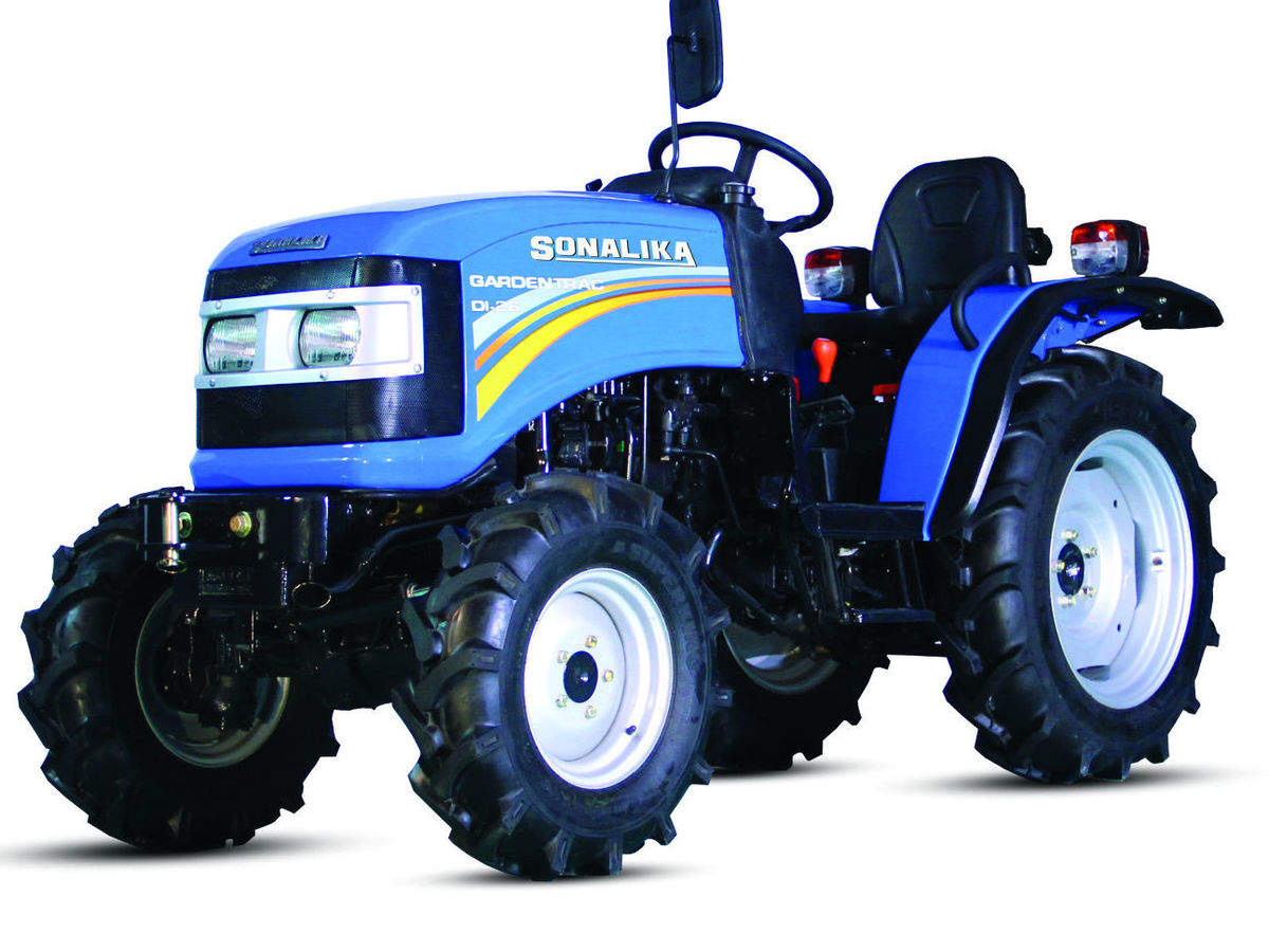 Sonalika launches two orchard tractors, Auto News, ET Auto