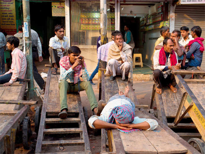 social welfare in india essay