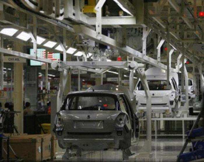 projects on automobile industry