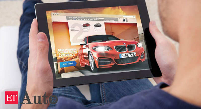 Bmw Uk Launches Online Car Buying Service For Entire Product Range