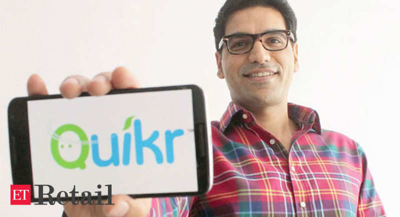 Quikr Breaks Language Barrier Goes Vernacular Retail News Et Retail