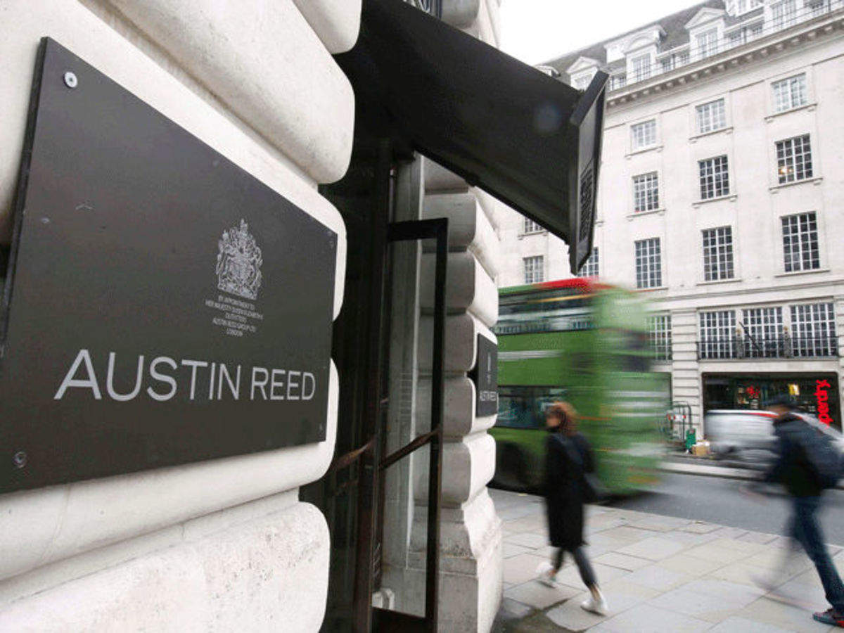 British Tailoring House Austin Reed Goes Into Insolvency With 1 200 Jobs At Risk Retail News Et Retail