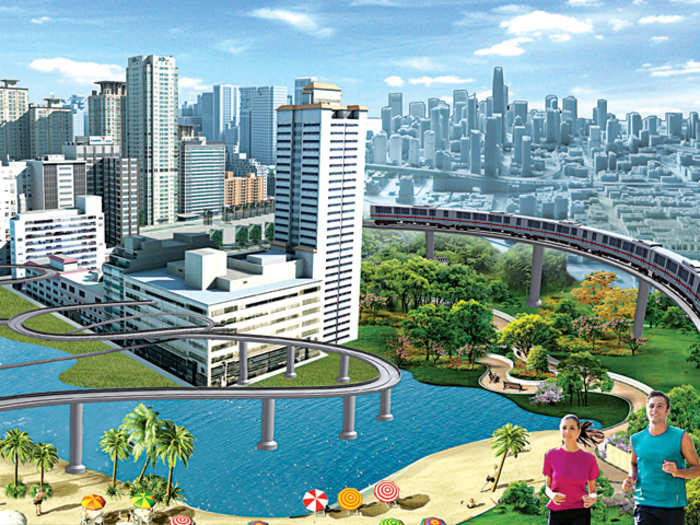city development plan kochi