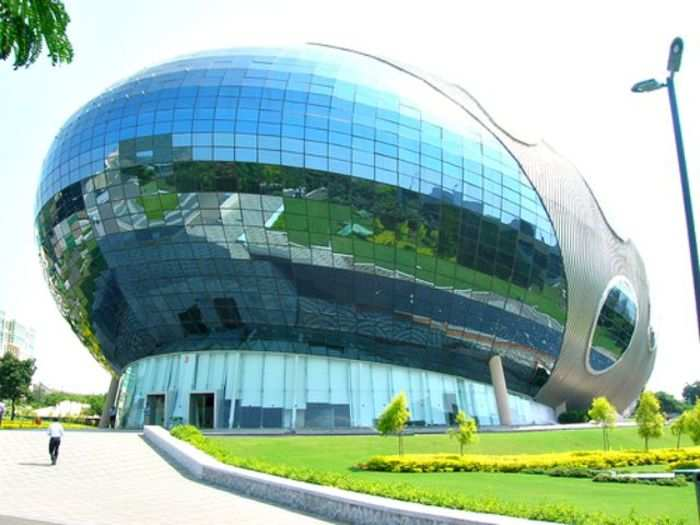India S Top 10 Spectacular Office Buildings Infosys