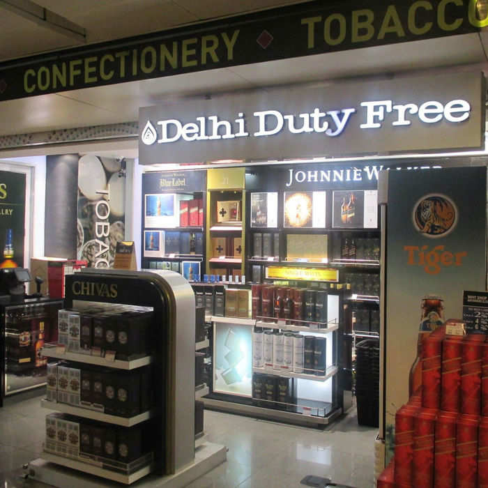 Central Board Of Excise And Customs Duty Free Shops To