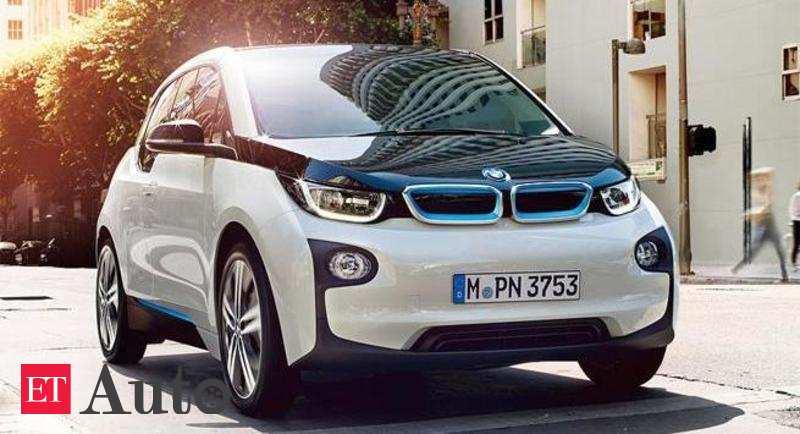 Bmw Germany S Electric Car Discount Scheme Spurs New Bmw I3 Sales