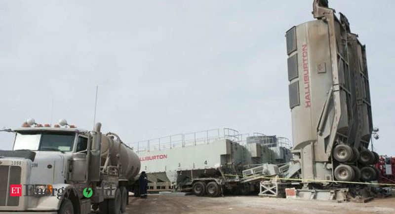 Halliburton: Halliburton signals better demand for fracking