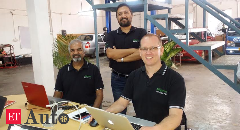 This start-up has a low-cost solution to convert diesel cars