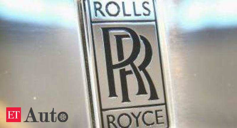stephen daintith: Rolls Royce names Daily Mail's Stephen