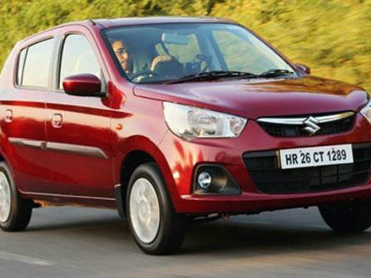 10 Passenger Vehicles >> Maruti Suzuki India Top 10 Selling Passenger Vehicles In August