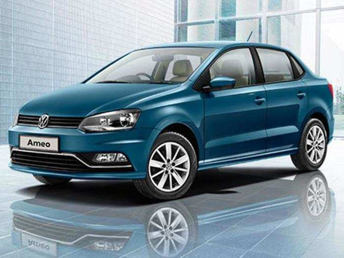 Ameo Diesel Vw Launches Ameo Diesel Starting At Rs 6 27 Lakh Ex