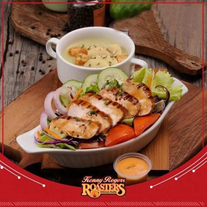Kenny Rogers Roasters Kkr Enters India With Its Flameless Kitchen And No Oil Chicken Recipe Retail News Et Retail