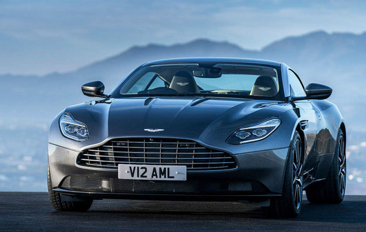 Aston Martin Aston Martin Expects To Double Sales Of Its Cars In India Auto News Et Auto