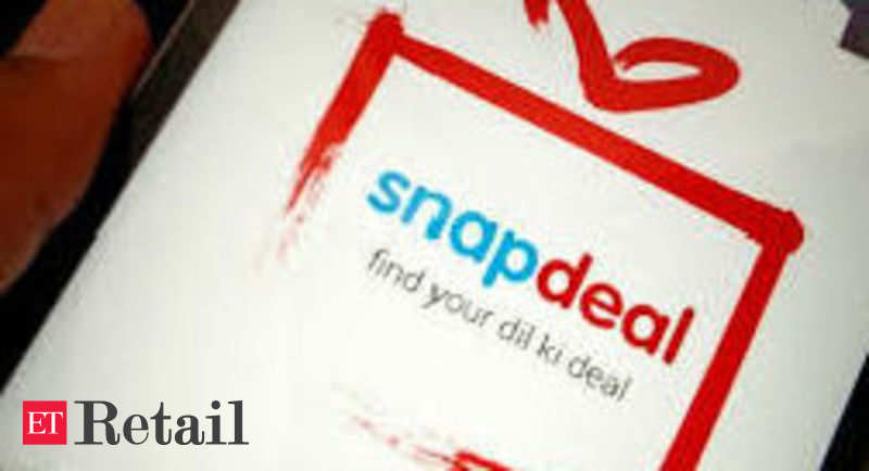 fea60e38811 Snapdeal now delivers cash at your doorstep