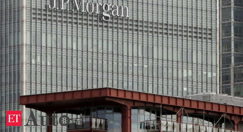 Mahindra & Mahindra: M&M appoints JP Morgan Chase Bank for
