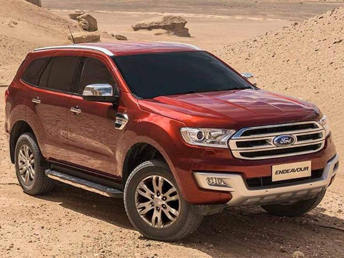 Ford Endeavour News Latest Ford Endeavour News Information Updates Auto News Et Auto