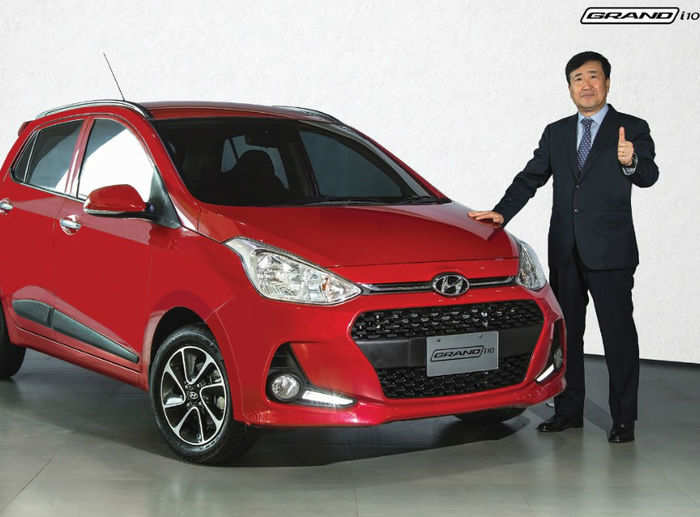 Hyundai Grand I10 Price In India Images Mileage Features Reviews