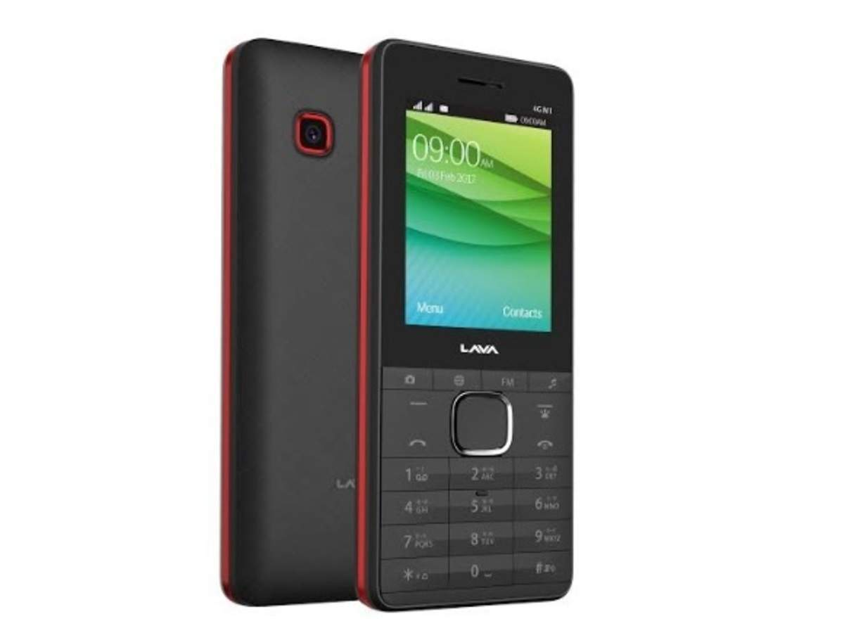 Lava VoLTE Feature Phone: Lava launches India's first VoLTE