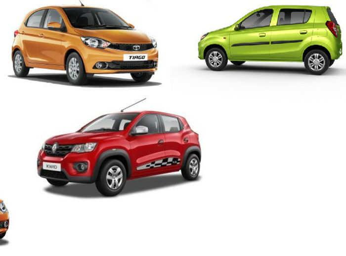Maruti Suzuki Ignis Top 5 Cars Under 5 Lakhs Ignis Kwid Alto