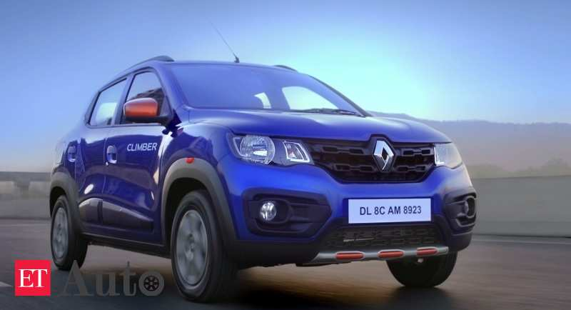 renault kwid climber renault kwid climber launched in india price starts at rs lakh ex. Black Bedroom Furniture Sets. Home Design Ideas