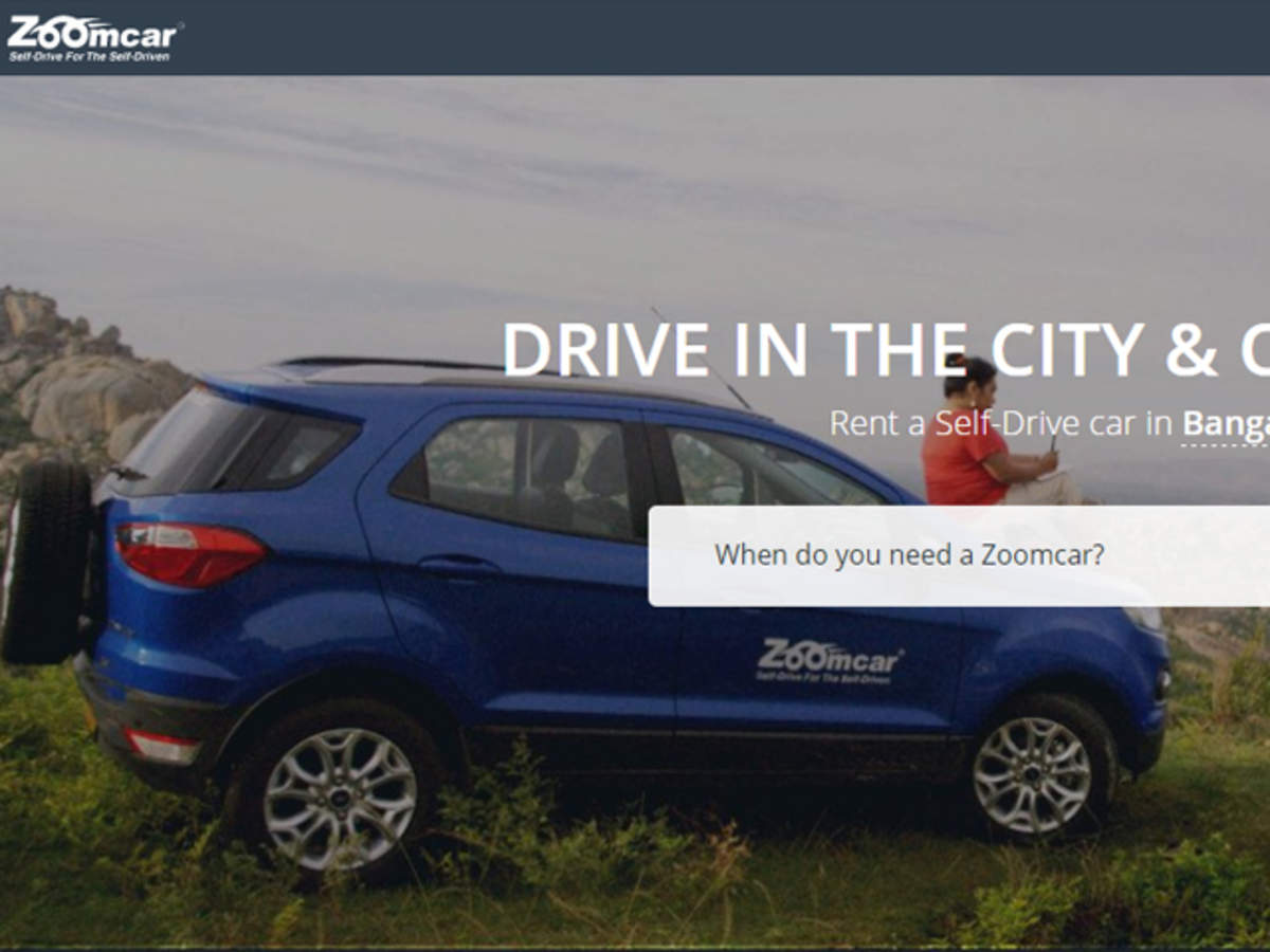 Zoomcar Zoomcar Banks On Zap Model For Robust Growth Auto News Et