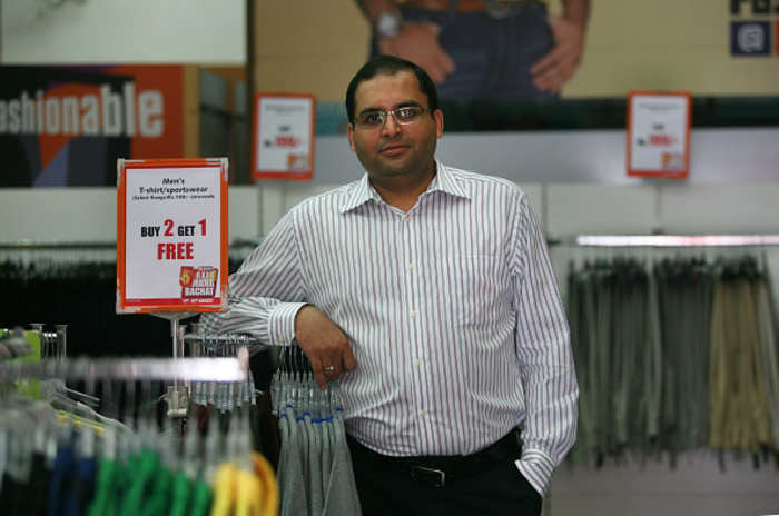 Image result for Post GST, apparels are going to be largely revenue neutral: Rakesh Biyani, Future Group