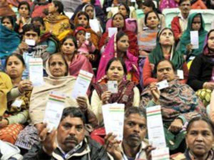 India's 1 billion  mobile users to re-verify with Aadhar card; to cost Rs 1000 cr for telcos - ETTelecom.com