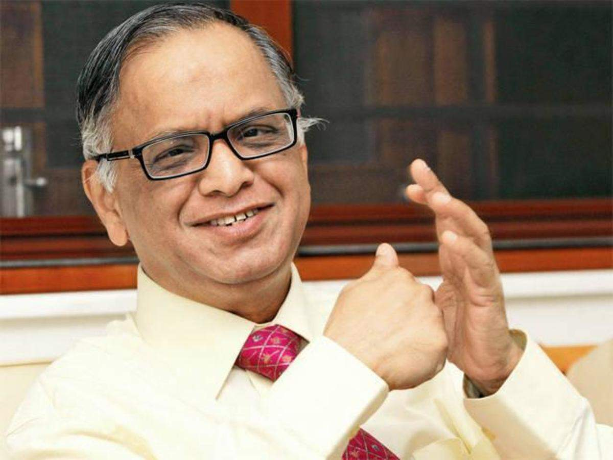 Narayana Murthy's Mail To Media On COO Salary: With what