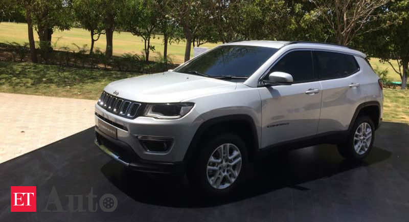 Jeep Compass Specs Jeep Compass Suv Unveiled In India Launch In Q2