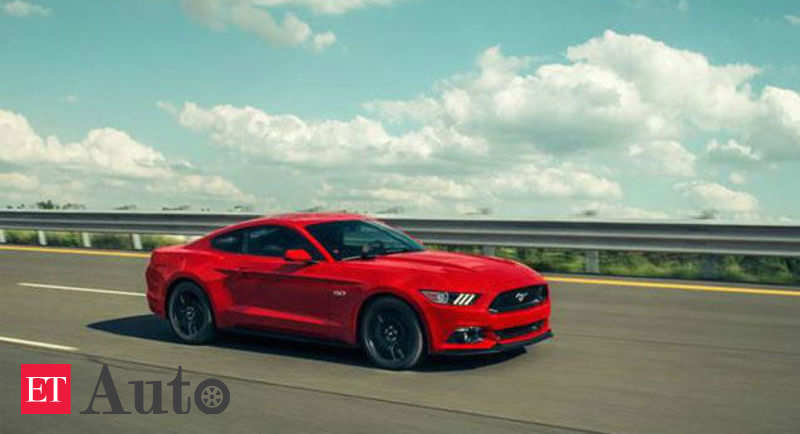 Ford Mustang: Ford Mustang Becomes Most Popular Sports Car Worldwide, Auto  News, ET Auto