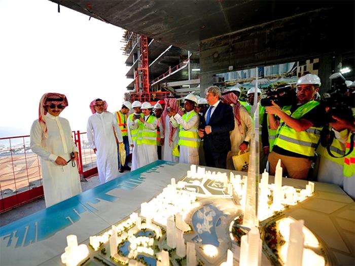Burj Khalifa Has A Competitor Now Kingdom Tower It Will