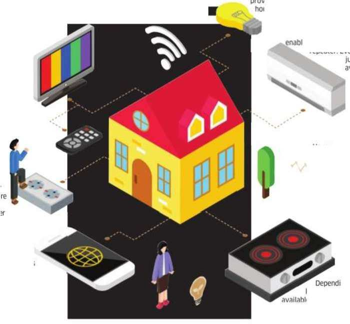 wifi 5 ways to improve your wifi coverage technology news ettech. Black Bedroom Furniture Sets. Home Design Ideas