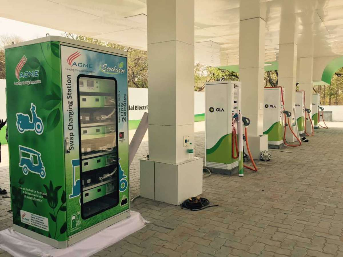 Acme: ACME launches India's first electric vehicle charging